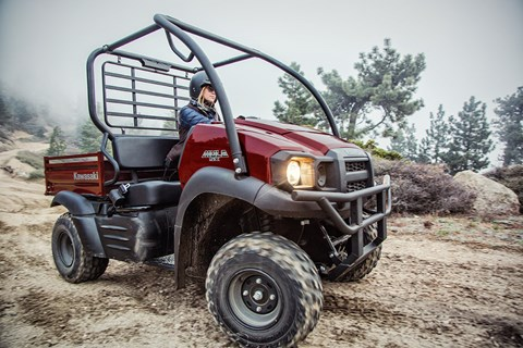 2017 Kawasaki Mule SX in Greenville, North Carolina