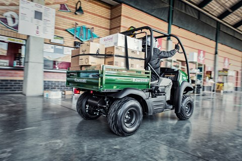 2017 Kawasaki Mule SX in Mount Pleasant, Michigan