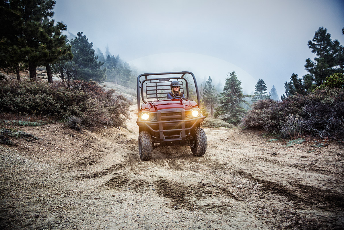 2017 Kawasaki Mule SX in South Paris, Maine