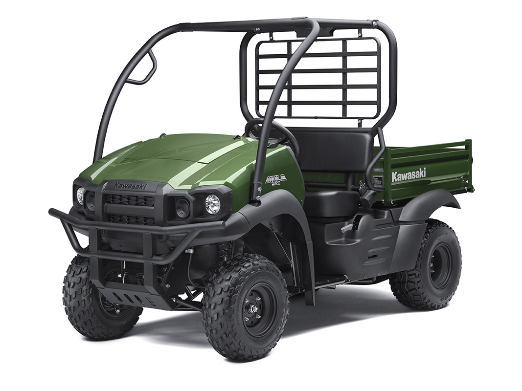 2017 Kawasaki Mule SX in Paw Paw, Michigan