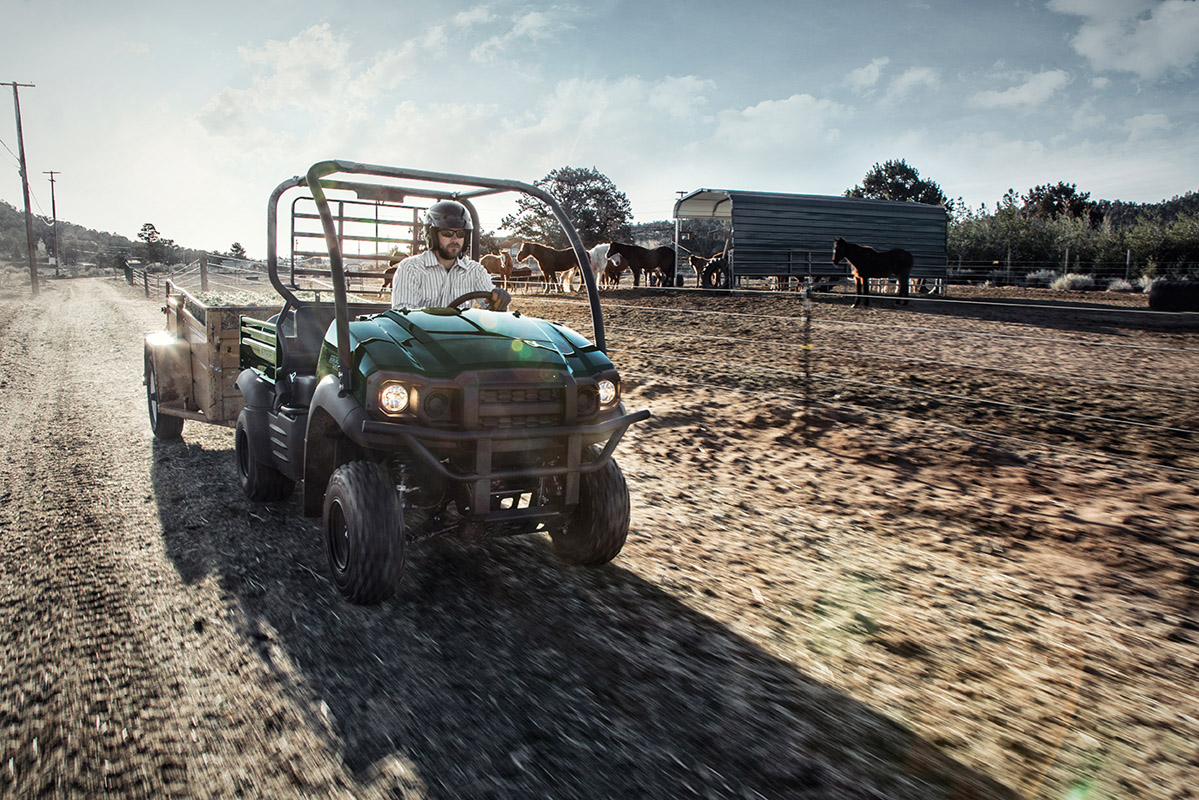 2017 Kawasaki Mule SX in Salinas, California