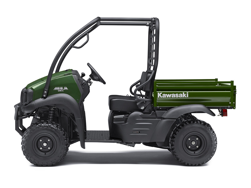 2017 Kawasaki Mule SX in Northampton, Massachusetts