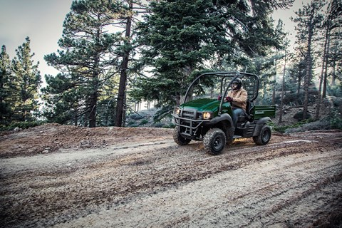 2017 Kawasaki Mule SX in San Jose, California
