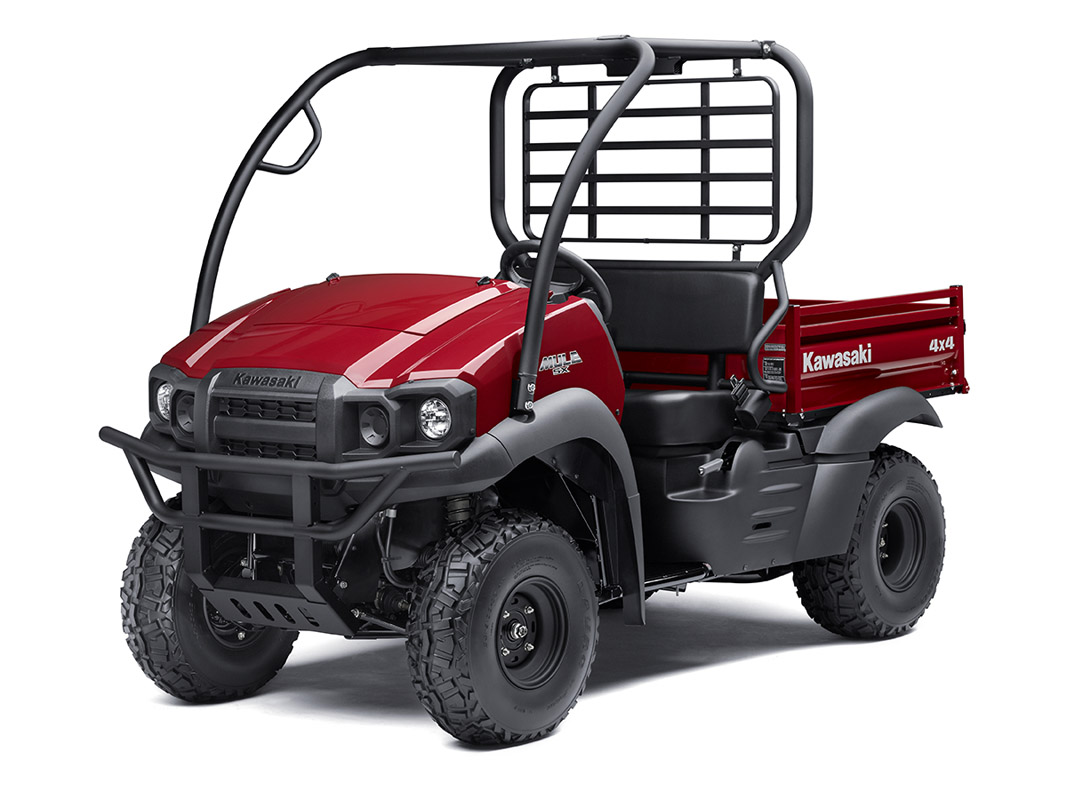 2017 Kawasaki Mule SX 4x4 in Highland, Illinois