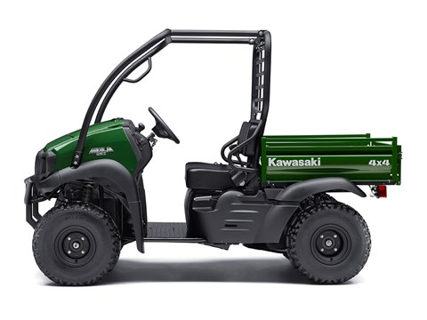 2017 Kawasaki Mule SX 4x4 in Greenville, North Carolina