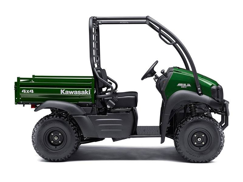 2017 Kawasaki Mule SX 4x4 in Fort Pierce, Florida