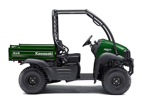 2017 Kawasaki Mule SX 4x4 in Oak Creek, Wisconsin