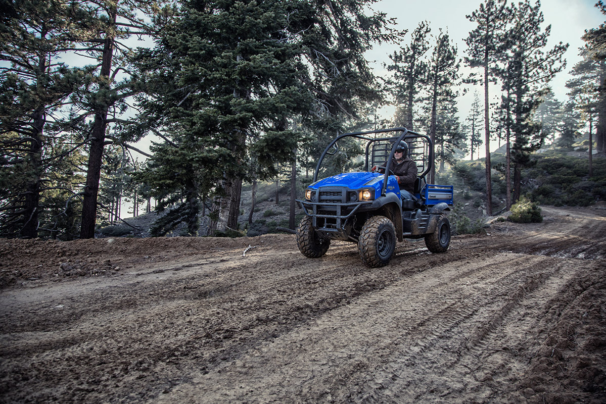 2017 Kawasaki Mule SX 4x4 XC in Hollister, California