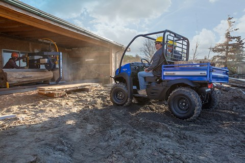 2017 Kawasaki Mule SX 4x4 XC in Fort Pierce, Florida