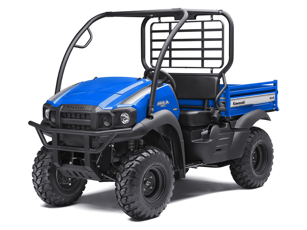 2017 Kawasaki Mule SX 4x4 XC in Northampton, Massachusetts