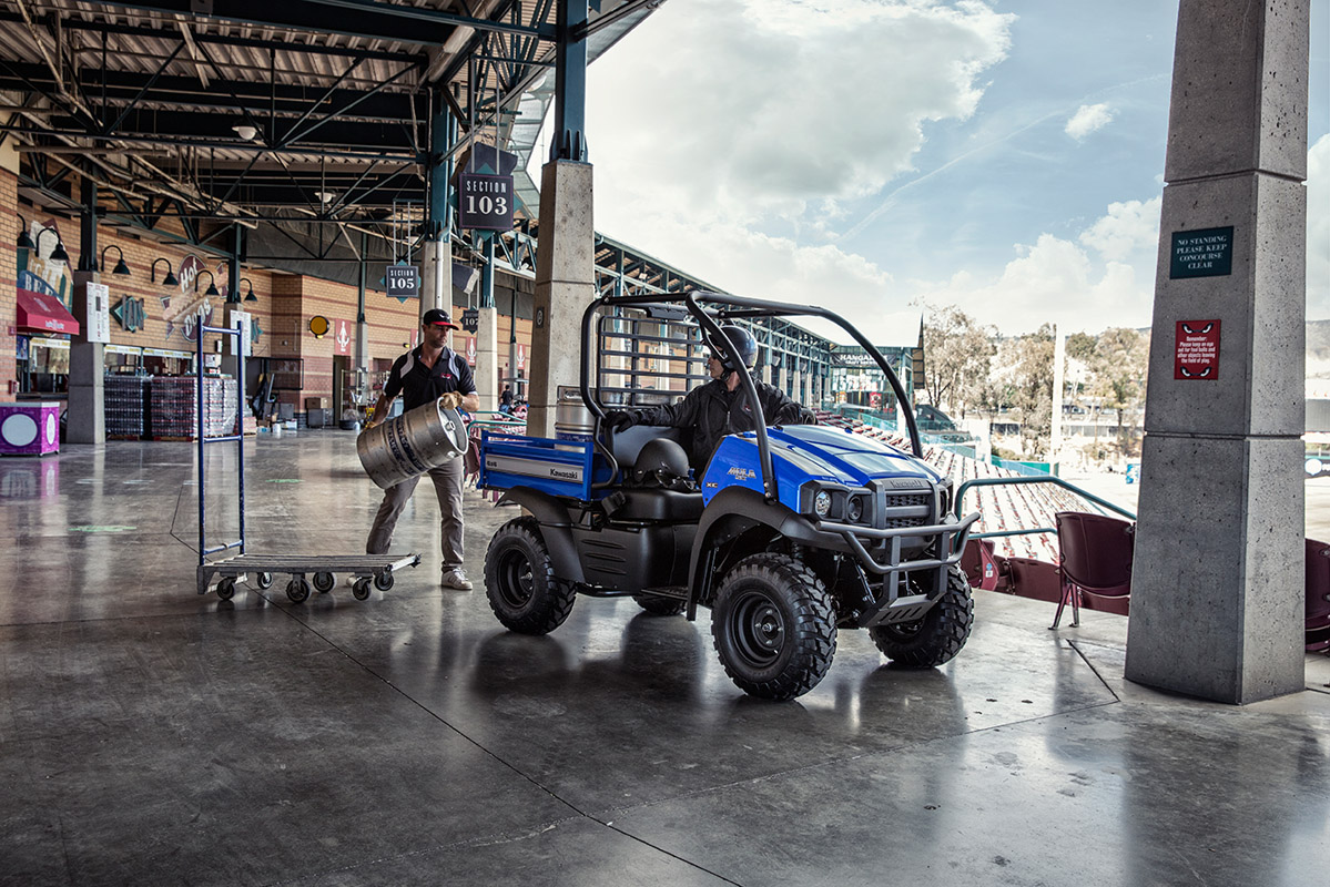 2017 Kawasaki Mule SX 4x4 XC in Johnstown, Pennsylvania