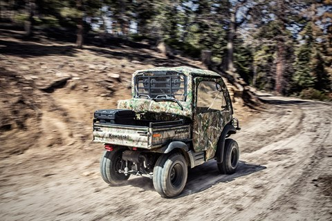 2017 Kawasaki Mule SX 4x4 XC Camo in Johnstown, Pennsylvania