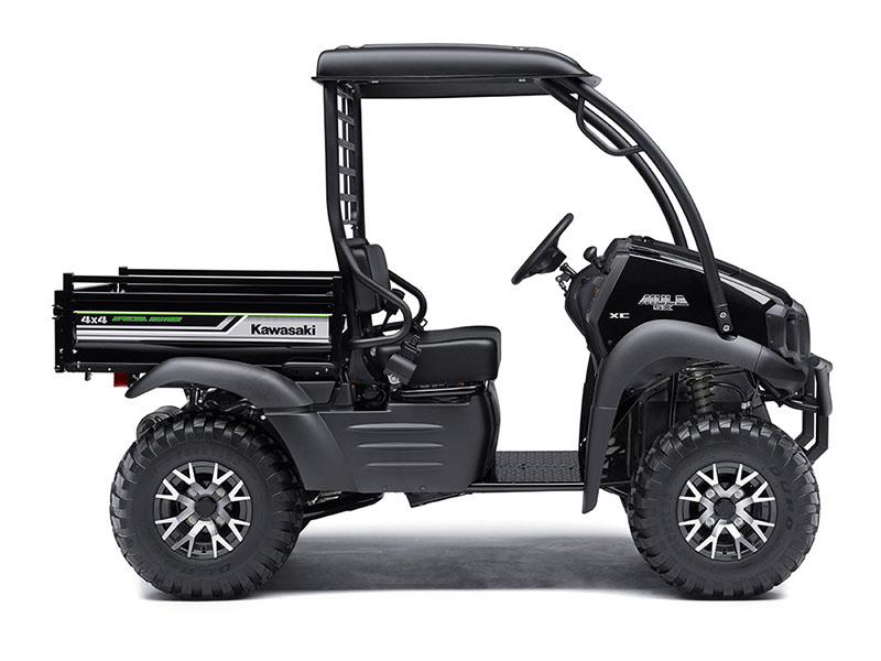 2017 Mule SX 4x4 XC SE