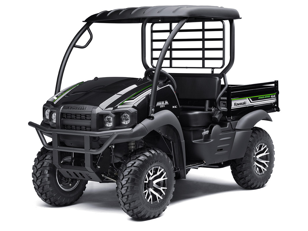 2017 Kawasaki Mule SX 4x4 XC SE in Garden City, Kansas