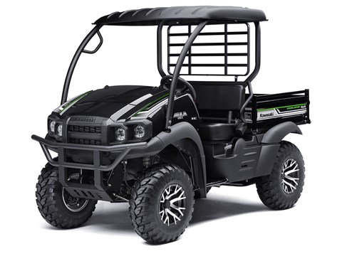 2017 Kawasaki Mule SX 4x4 XC SE in Mount Pleasant, Michigan