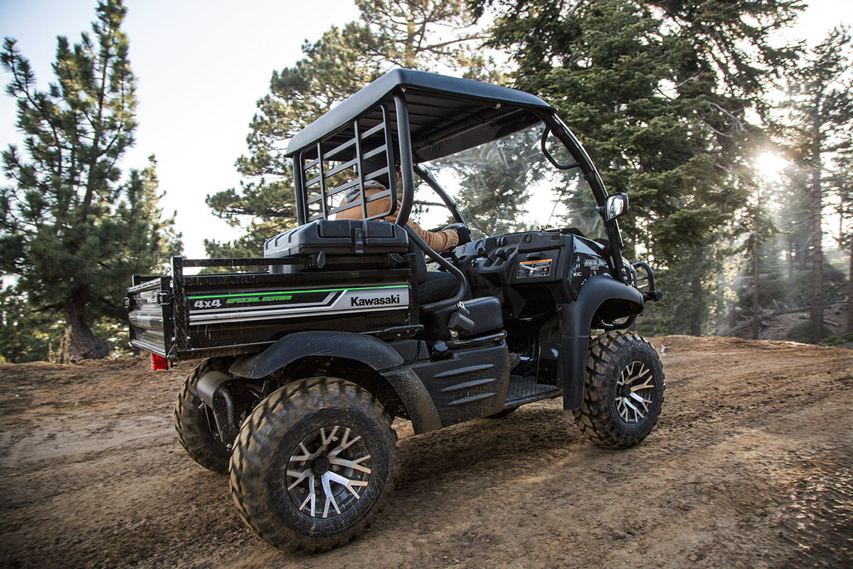 2017 Kawasaki Mule SX 4x4 XC SE in Wilkesboro, North Carolina