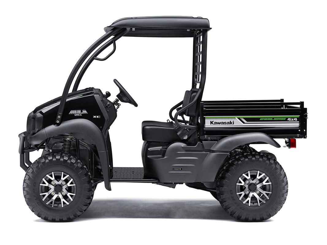 2017 Kawasaki Mule SX 4x4 XC SE in South Paris, Maine
