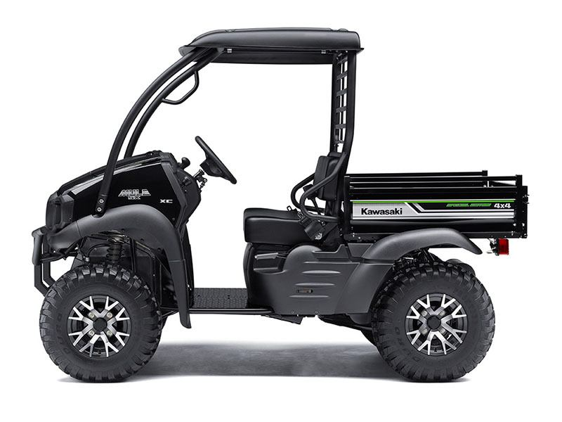 2017 Kawasaki Mule SX 4x4 XC SE in Dimondale, Michigan