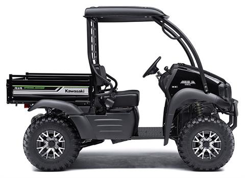 2017 Kawasaki Mule SX 4x4 XC SE in Oak Creek, Wisconsin