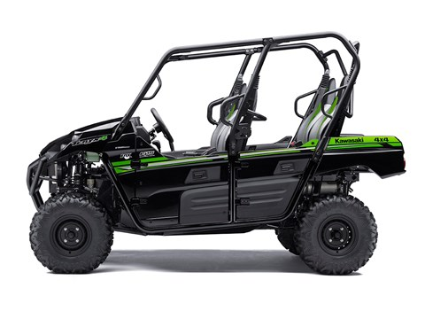 2017 Kawasaki Teryx4 in Howell, Michigan