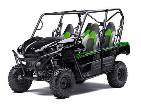 2017 Kawasaki Teryx4 in Johnson City, Tennessee