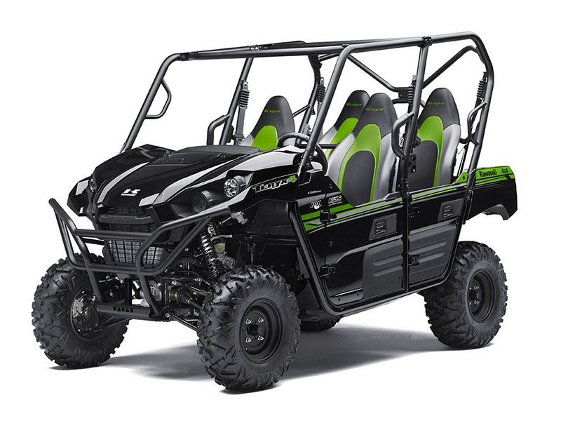 2017 Kawasaki Teryx4 in Boonville, New York - Photo 3