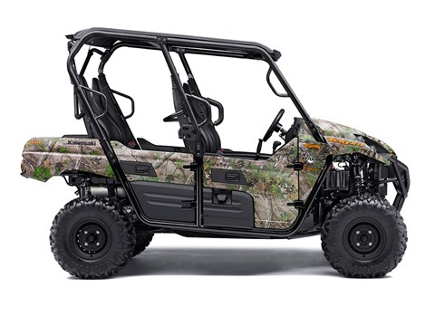 2017 Kawasaki Teryx4 Camo in Port Angeles, Washington