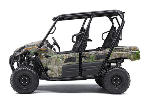 2017 Kawasaki Teryx4 Camo in Cambridge, Ohio - Photo 7