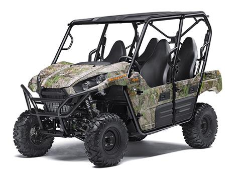 2017 Kawasaki Teryx4 Camo in Cambridge, Ohio - Photo 8