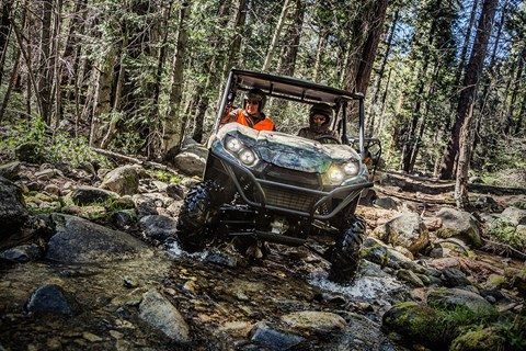 2017 Kawasaki Teryx Camo in Prescott Valley, Arizona