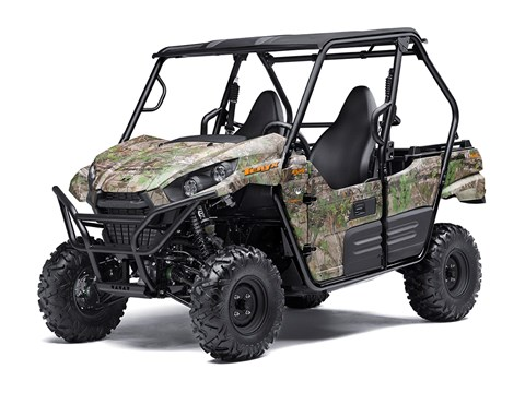 2017 Kawasaki Teryx Camo in Johnson City, Tennessee