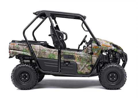 2017 Kawasaki Teryx Camo in Greenville, North Carolina