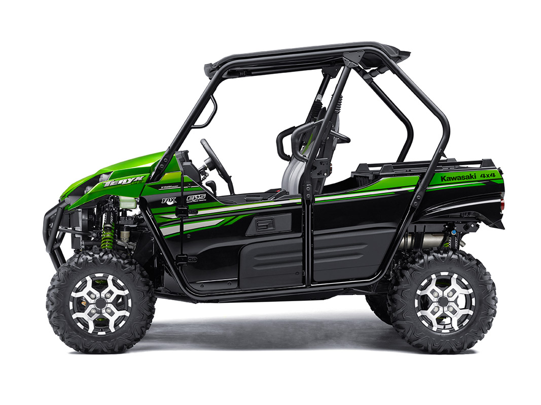2017 Kawasaki Teryx LE in South Paris, Maine