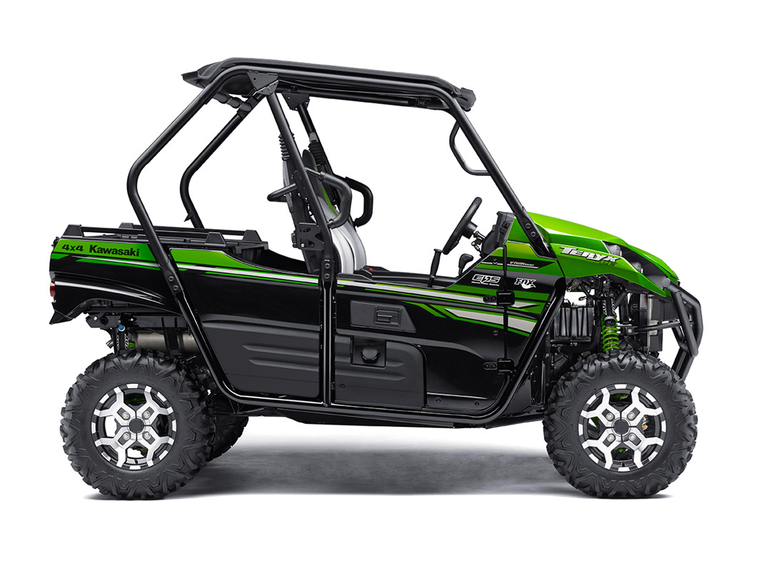 2017 Kawasaki Teryx LE in South Hutchinson, Kansas
