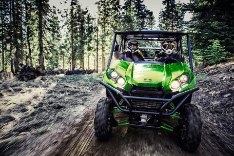 2017 Kawasaki Teryx LE in Fort Pierce, Florida