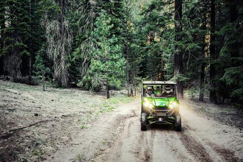 2017 Kawasaki Teryx LE in Colorado Springs, Colorado