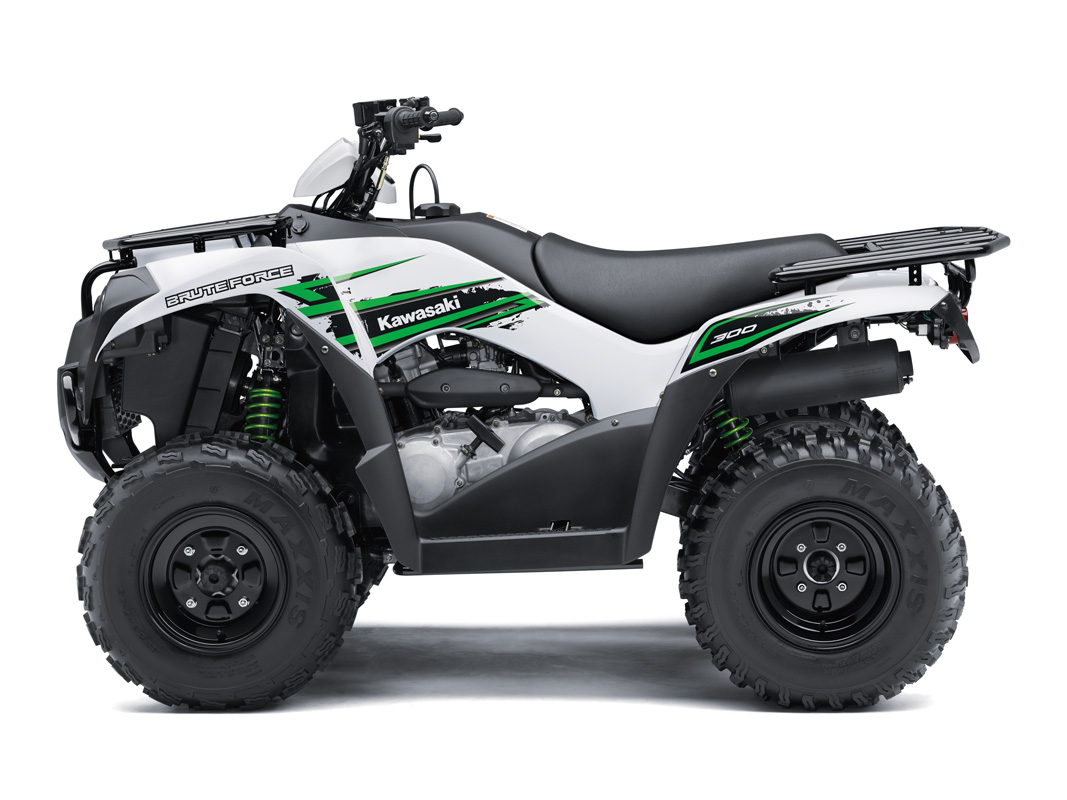 2018 Kawasaki Brute Force 300 in Hollister, California - Photo 2