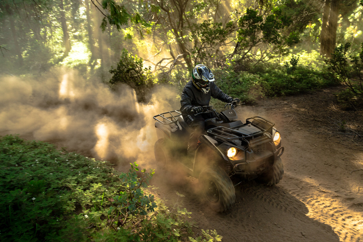 2018 Kawasaki Brute Force 300 in South Paris, Maine