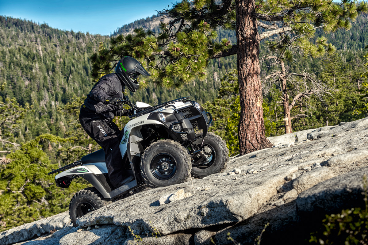 2018 Kawasaki Brute Force 300 in Hollister, California - Photo 6