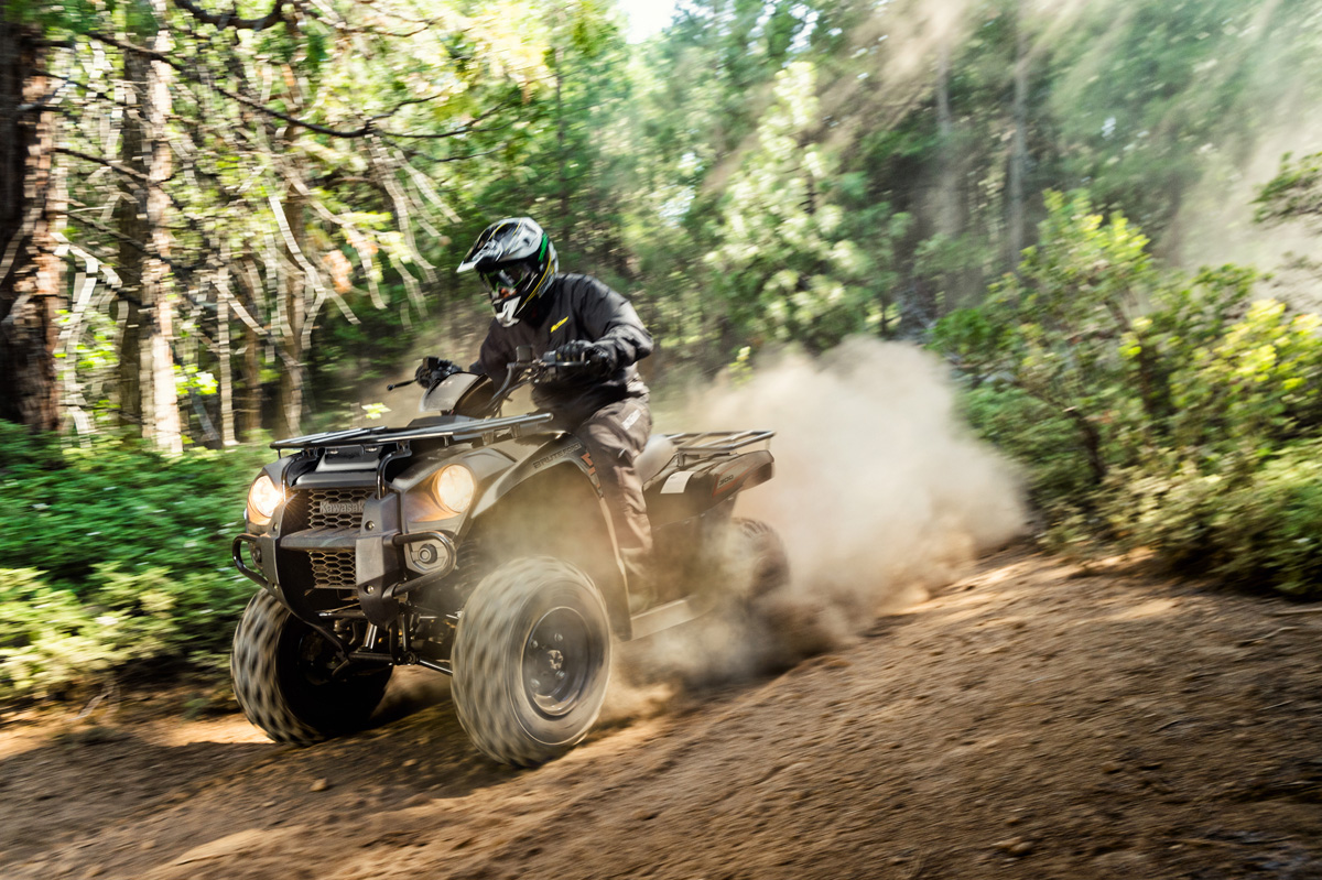 2018 Kawasaki Brute Force 300 in Gaylord, Michigan