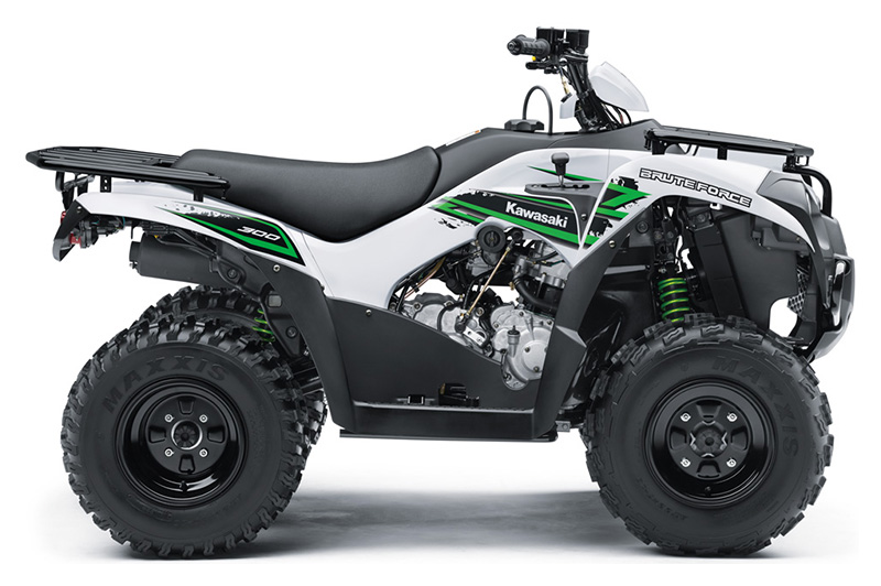 2018 Kawasaki Brute Force 300 in Talladega, Alabama