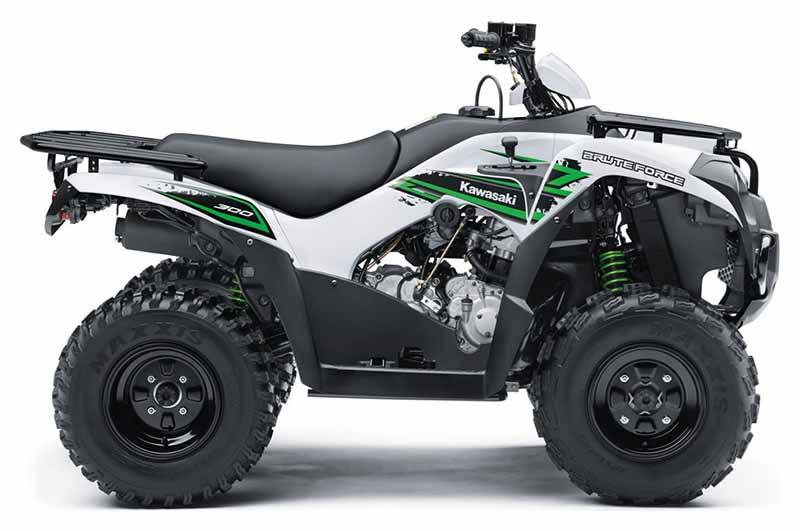 2018 Kawasaki Brute Force 300 in Everett, Pennsylvania - Photo 1