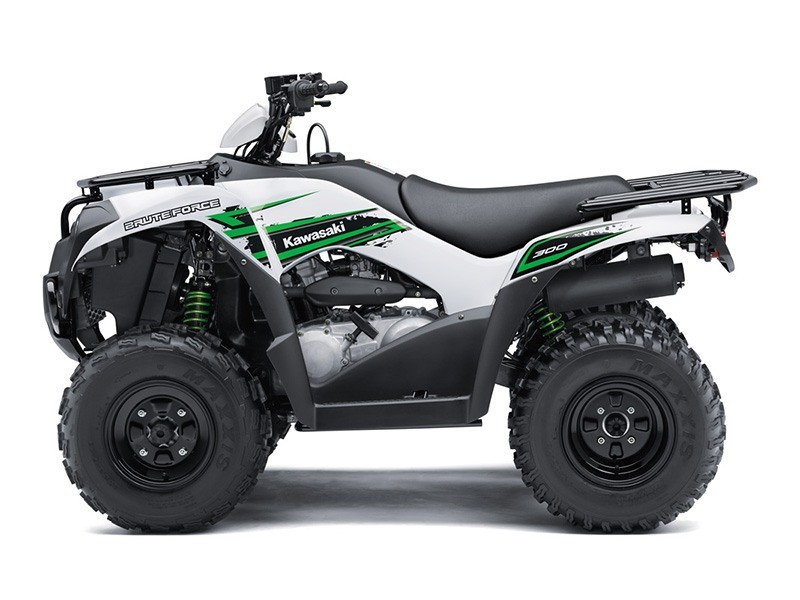2018 Kawasaki Brute Force 300 in Dimondale, Michigan - Photo 2