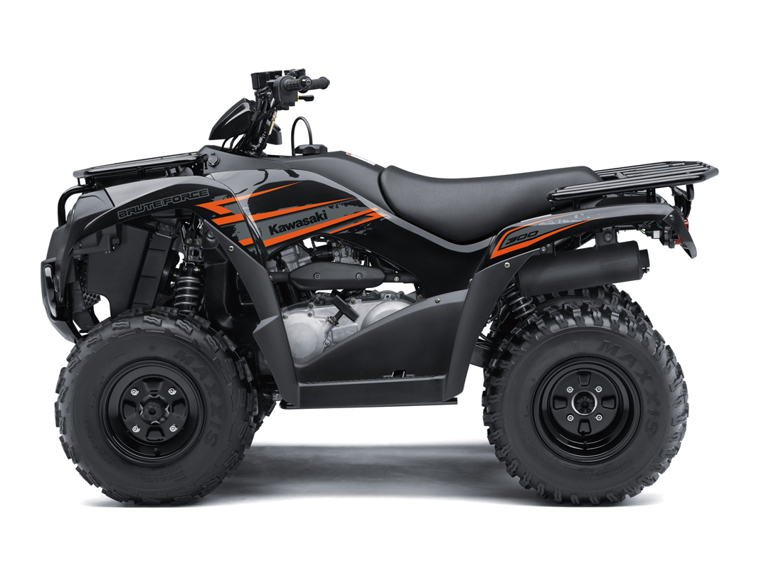 2018 Kawasaki Brute Force 300 in Jamestown, New York