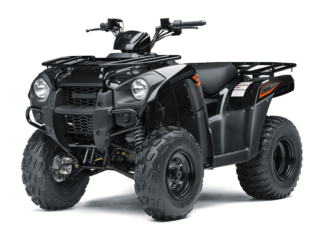 2018 Kawasaki Brute Force 300 in Stuart, Florida