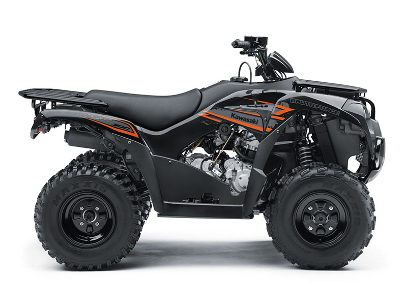 2018 Kawasaki Brute Force 300 in Waterbury, Connecticut