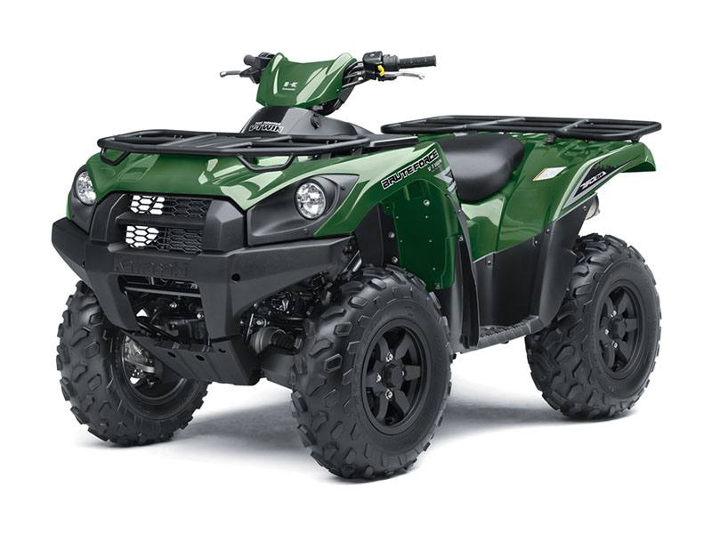 2018 Kawasaki Brute Force 750 4x4i in Yuba City, California