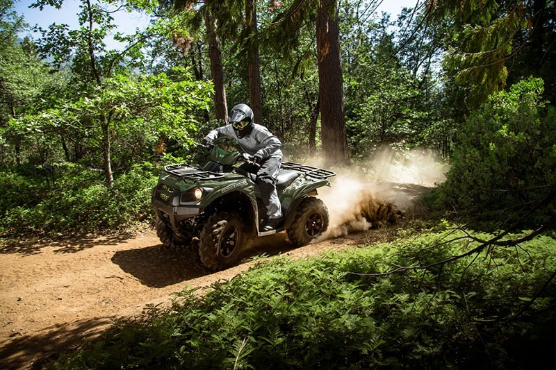 2018 Kawasaki Brute Force 750 4x4i in Biloxi, Mississippi