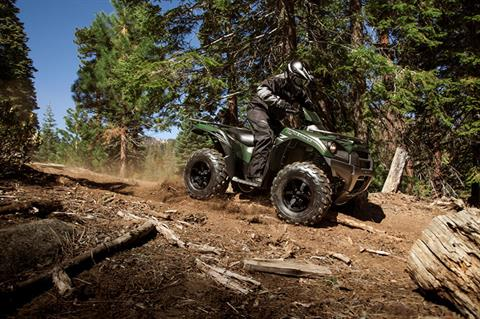 2018 Kawasaki Brute Force 750 4x4i in Bellevue, Washington