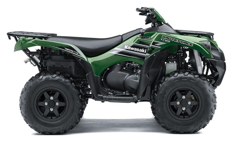 2018 Kawasaki Brute Force 750 4x4i in La Marque, Texas - Photo 1